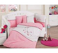 Постельное белье с защитой Cotton Box MOMMY детское