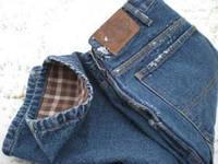 Утепленные джинсы для мужчин оптом от поставщика