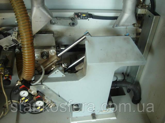 Кромкооблицовочный станок Holz-Her Sprint 1315: торцовочный узел