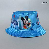 Панамка Mickey Mouse для мальчика. 48-50 см