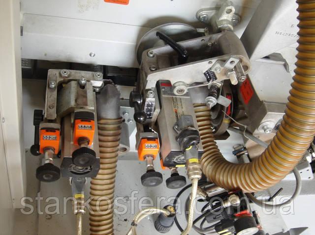 Кромкооблицовочный станок Holz-Her Sprint 1315: фрезерный агрегат