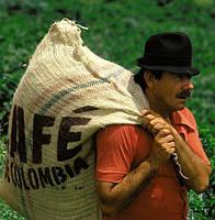 Эталонный кофе из Колумбии