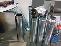 Труба для дымохода d150 0,8мм