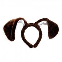 Ушки Собаки коричневые
