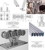 Особенности изготовления и монтажа откатных ворот