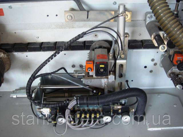 Кромкооблицовочный станок Holz-Her Sprint 1315: обгоночный агрегат-раунд