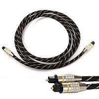 Цифровой оптический кабель optical audio 2 метра