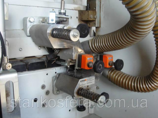 Кромкооблицовочный станок Holz-Her Sprint 1315: циклевальный агрегат