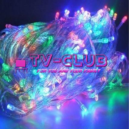 Светодиодная гирлянда 200 LED 10 метров, фото 2