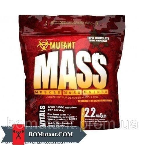 PVL Mutant Mass 2,27 кг peanut butter chocolate