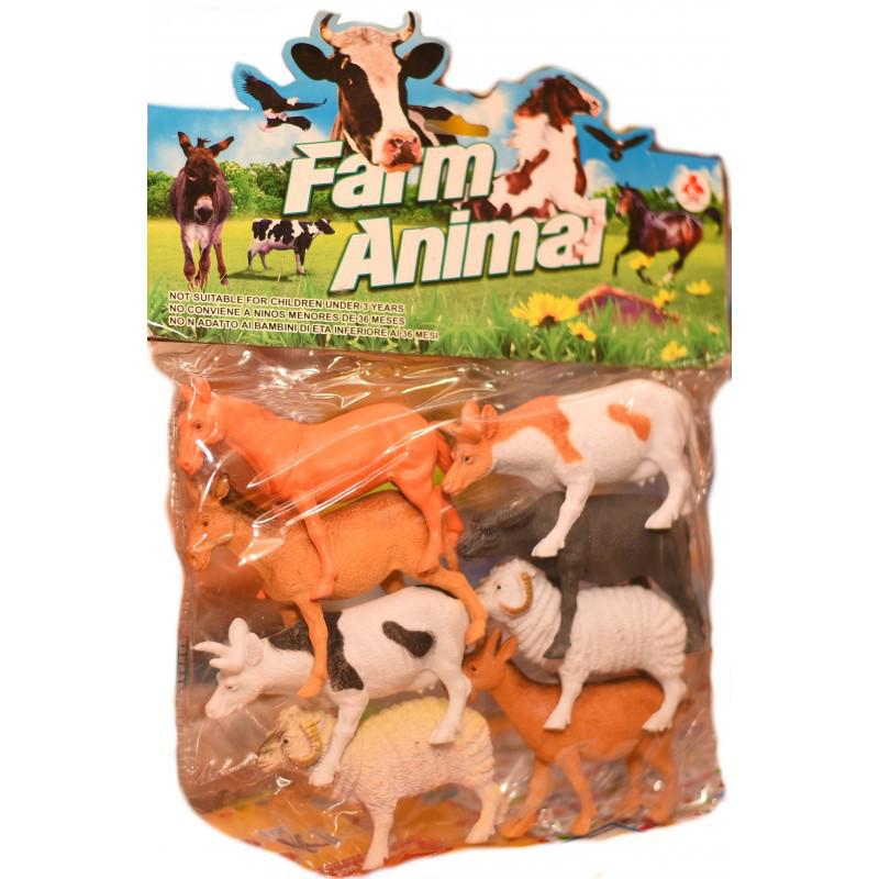 Набор домашних животных Farm Animal
