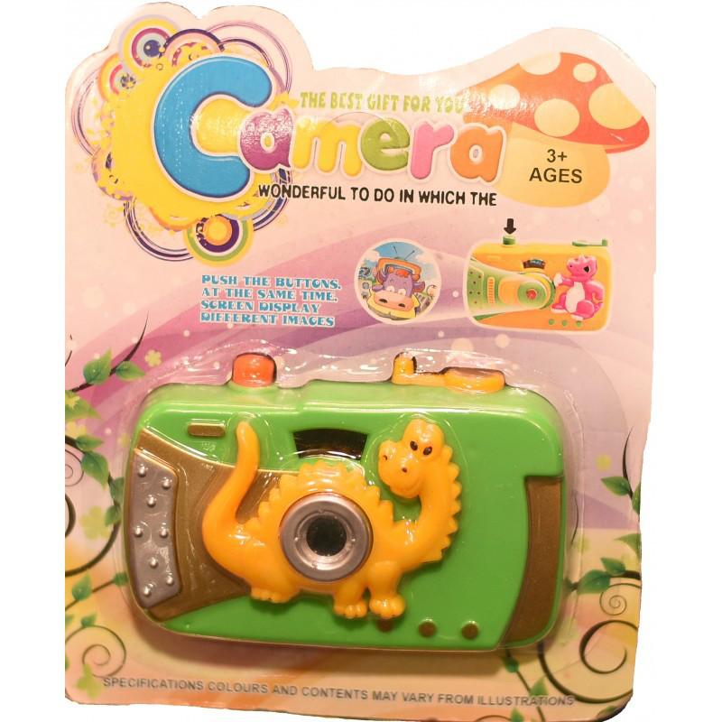 Детская камера с динозавром