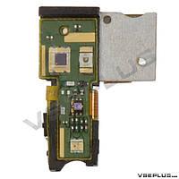 Шлейф Sony LT26i Xperia S, с кнопкой включения