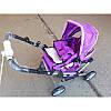 Детская коляска для кукол Melogo 9368/017 (наличие цвета уточняйте), фото 2