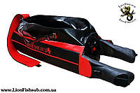 """Сумка – Рюкзак """"DIVER STRONG"""" - это усовершенствованная модель сумки для снаряжения от LionFish.sub"""