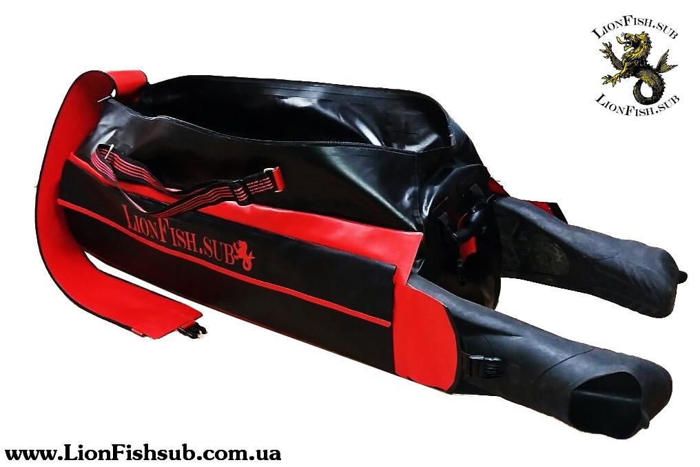 """Сумка – Рюкзак """"DIVER STRONG"""" - это усовершенствованная модель сумки для снаряжения от LionFish.sub, фото 1"""