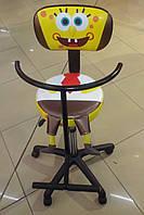 Детское кресло Спанч Боб