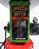Сверлильный станок PROCRAFT BD1750, фото 6
