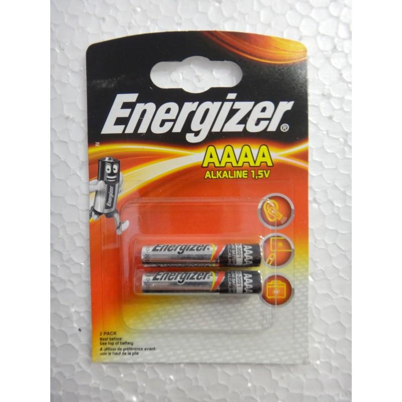 Батарейки АААА Energizer 1.5V LR61/E96/LR8D425/ALKALINE