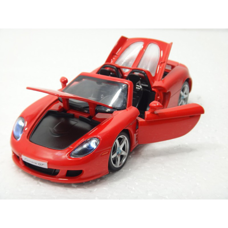 Porsche Carrera GT 1:24 длина 19,5см