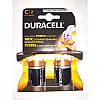 Батарейки DURACELL C (2) LR14/MH1400 1.5v Alkaline, фото 2