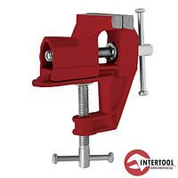 Тиски мини 40мм Intertool HT-0055