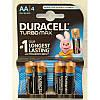 Батарейки Duracell TURBO MAX AA LR6 1,5в 4шт POWERCHECK Бельгия оптом розницу, фото 3