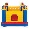 """Надувной детский игровой центр - батут """"Замок"""" Intex 48259 Размер: 175х175х135 см, фото 2"""