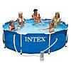 Каркасный бассейн Intex Metal Frame Pool 28202, фото 2