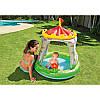 """Детский надувной бассейн """"Королевский Замок"""" Intex 57122 122х122 см, фото 4"""