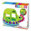 """Детский надувной бассейн """"Морской Конек"""" Intex 57110  с тентом, размер 188х147х104 см, фото 2"""