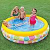 Детский надувной бассейн Intex 58449 размер 168х41см, фото 2