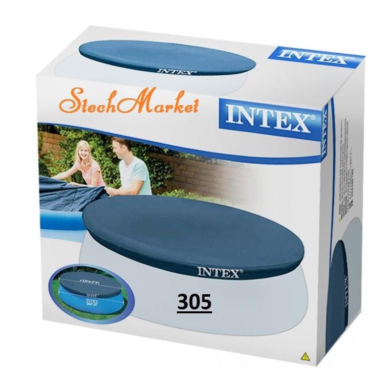 Тент для надувного круглого бассейна (305см) Intex 28021