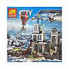 """Конструктор Lele 39016 (аналог Lego City 60130) """"Остров-тюрьма"""", 830 деталей, фото 7"""