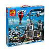 """Конструктор Lele 39016 (аналог Lego City 60130) """"Остров-тюрьма"""", 830 деталей, фото 8"""