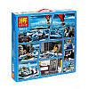 """Конструктор Lele 39016 (аналог Lego City 60130) """"Остров-тюрьма"""", 830 деталей, фото 9"""