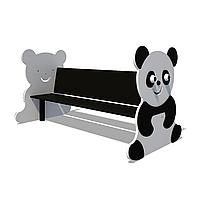 """Детская скамейка """"Панда""""  S745, фото 1"""