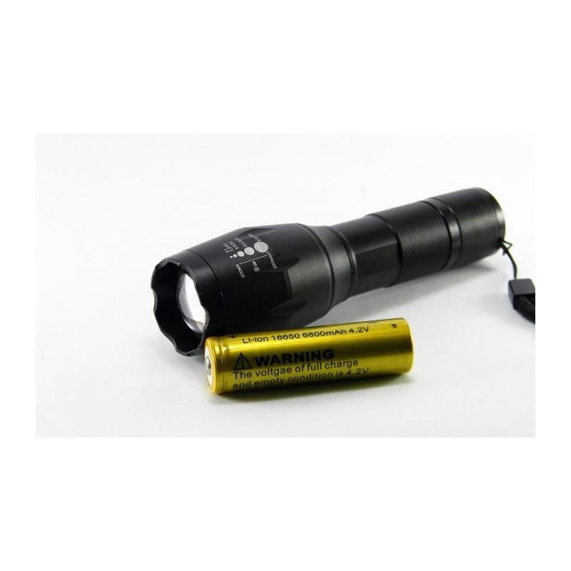 Светодиодный фонарь Police BL-1831-T6
