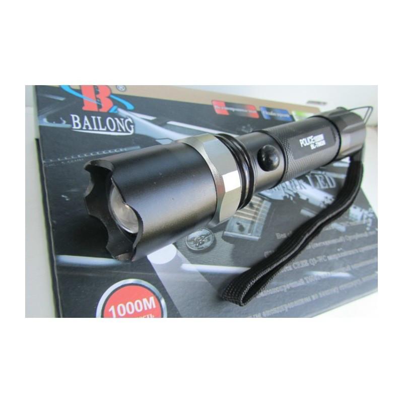 Светодиодный фонарь Police BL-T8626