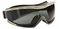 Армейские очки маска затемненная
