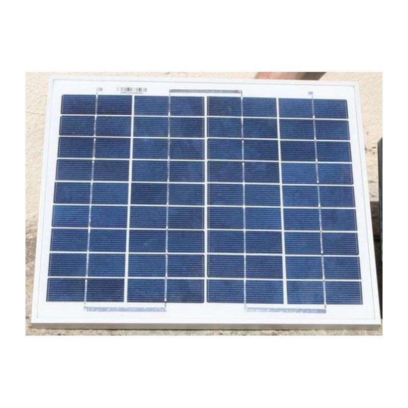 Солнечная панель 10Вт
