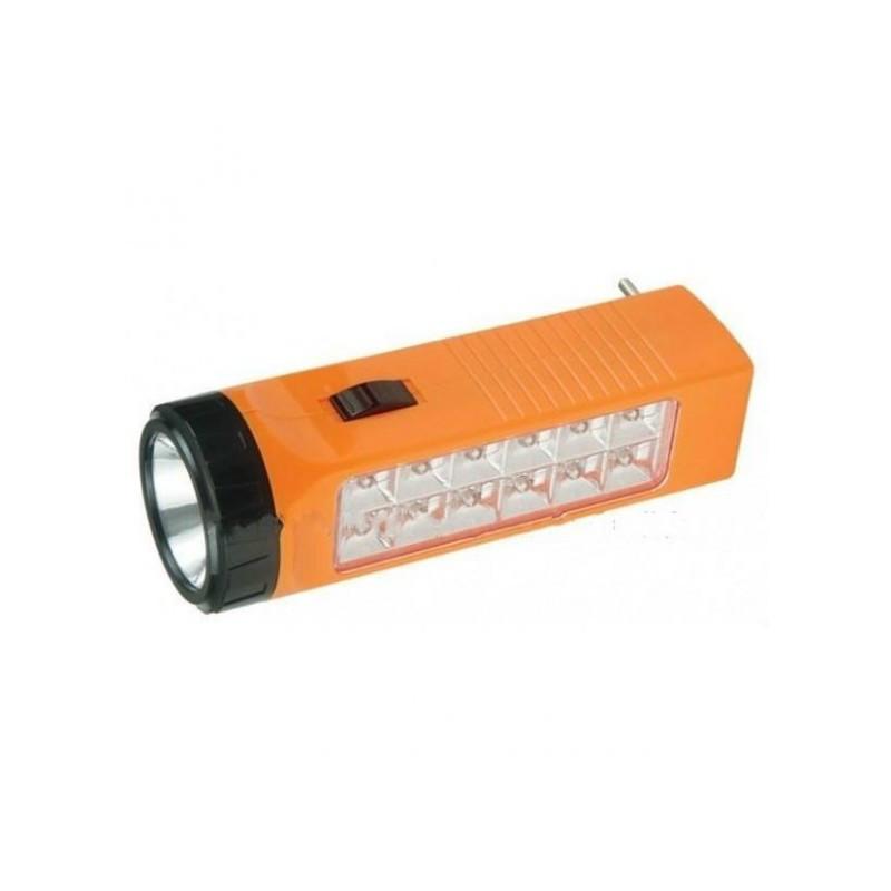 Светодиодный аккумуляторный фонарь Yajia YJ-1168