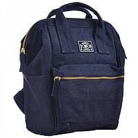 Джинсовая сумка-рюкзак Yes! арт. 555497