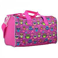 Спортивная детская сумка с совами Yes! арт. 555561