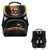 Рюкзак шкільний каркасний GoPack /GO18-5001S-15/ (37720) (1/8)