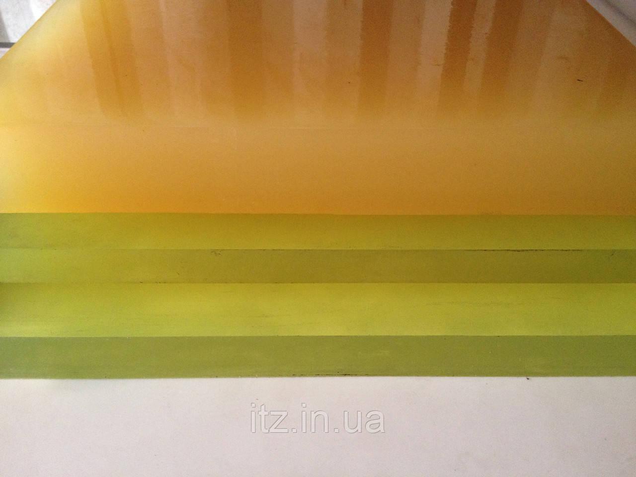 Полиуретан листовой, толщина 60 мм