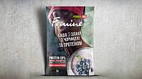 Каша Femine 3 злака+протеин 30%, (50г) - персик