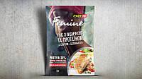 PowerPro Каша Femine рис с индюшкой, соусом болоньезе и протеином 30%, (50г)
