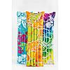 Надувной пляжный матрас Intex 59720 183х69см оригинальные расцветки, фото 2