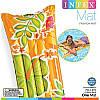 Надувной пляжный матрас Intex 59720 183х69см оригинальные расцветки, фото 3